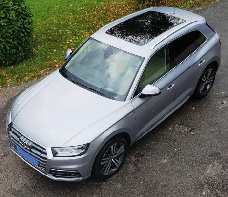 Mon Audi Q5