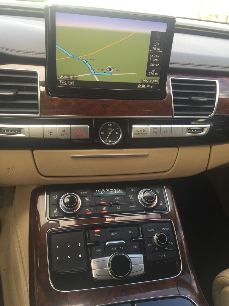 ripage excessif audi a6