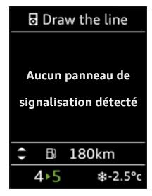 Affichage--Aucun-panneau-de-signalisation-detecte--Audi-A3.png