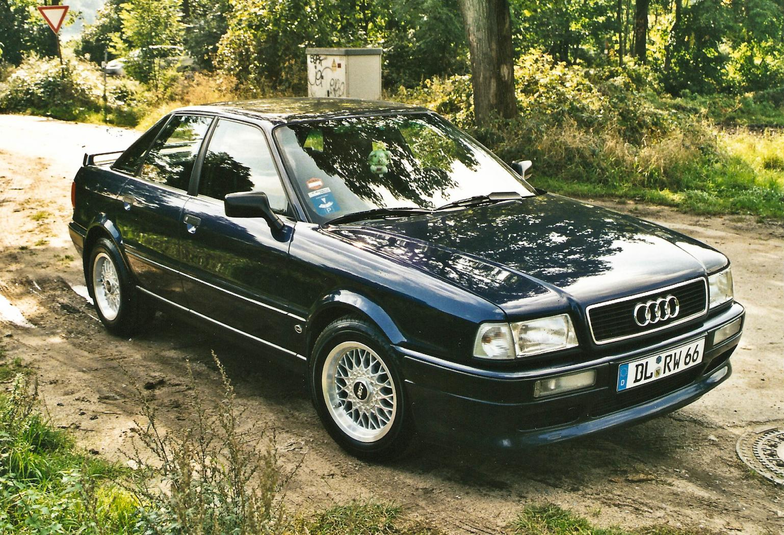 Audi 80 b4 pr sentation page 1 80 b4 forum for Audi 80 interieur
