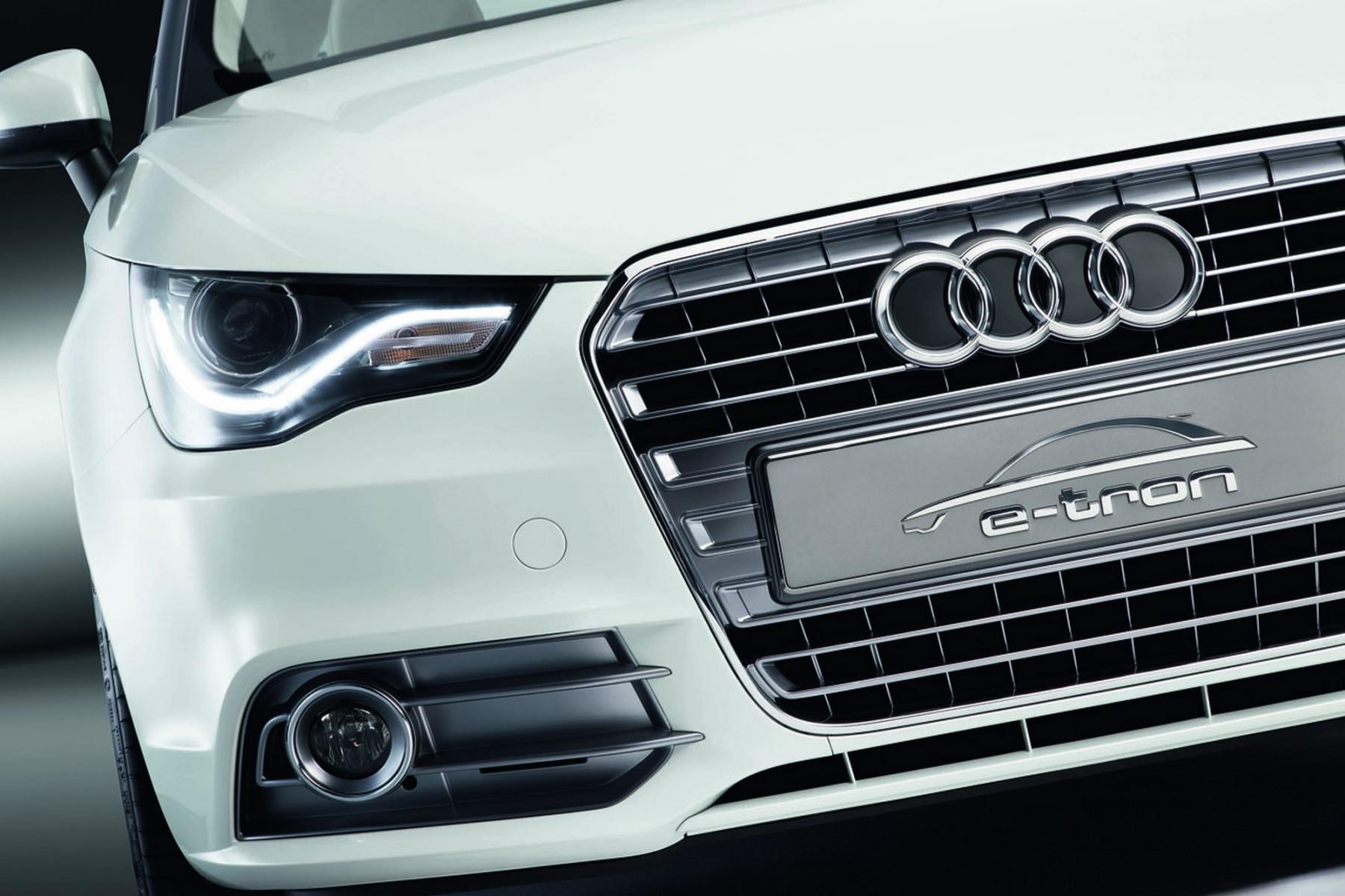 Audi A1 calandre