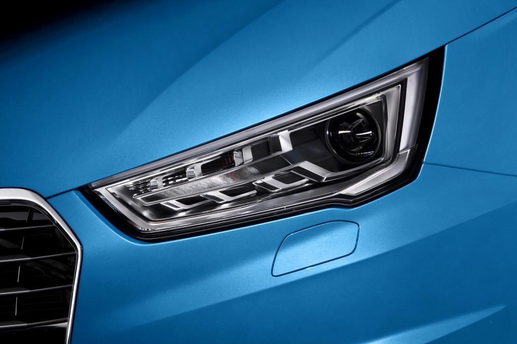 Audi A1 Sportback phare