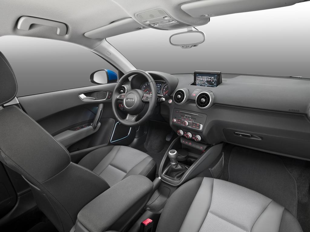 Audi A1 sportback intérieur