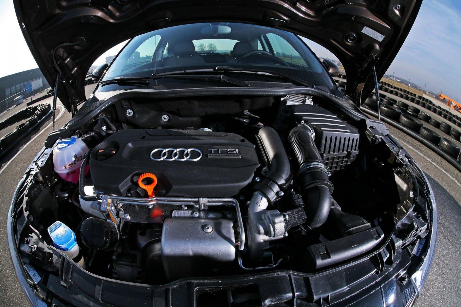 Audi A1 Moteur