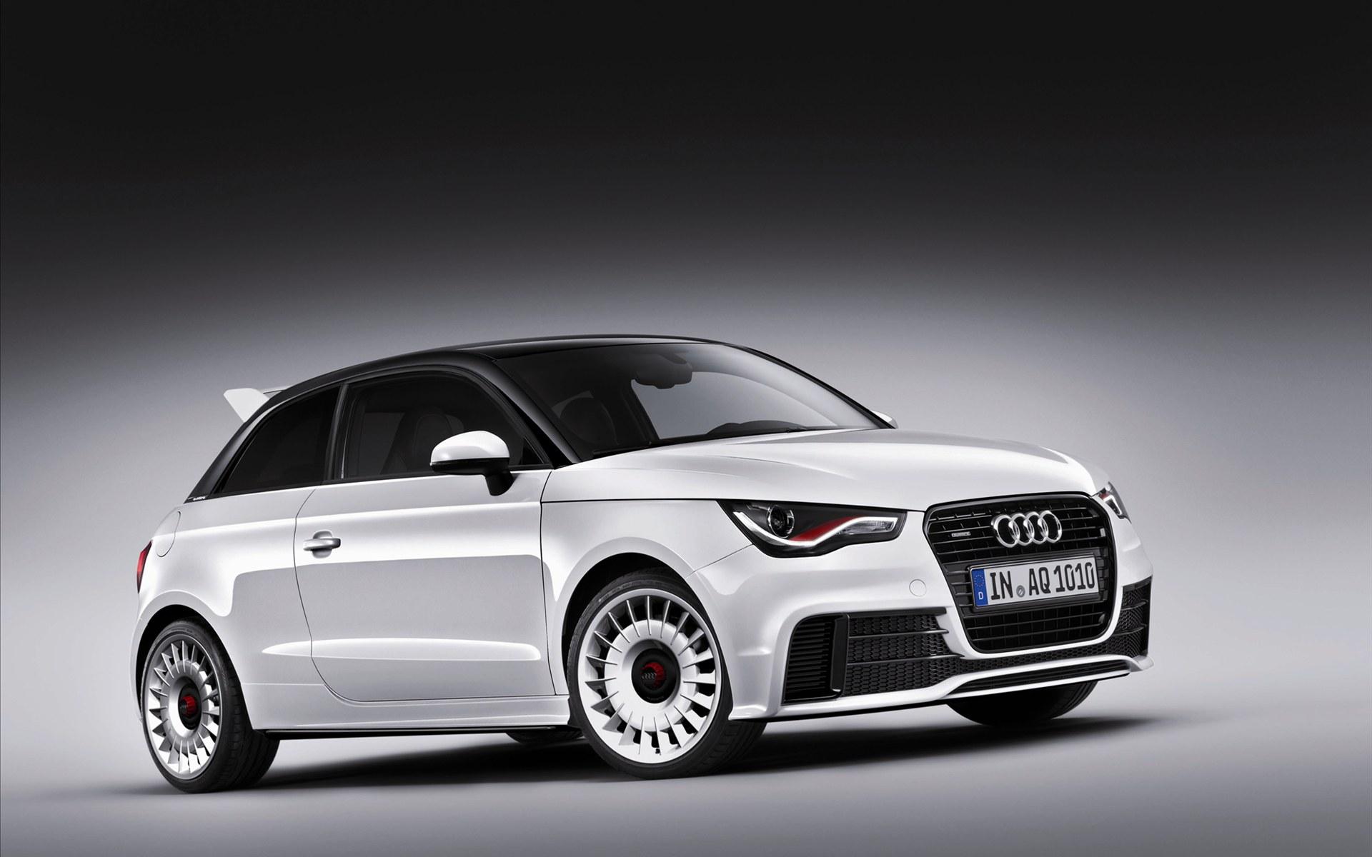 Audi A1 présentation