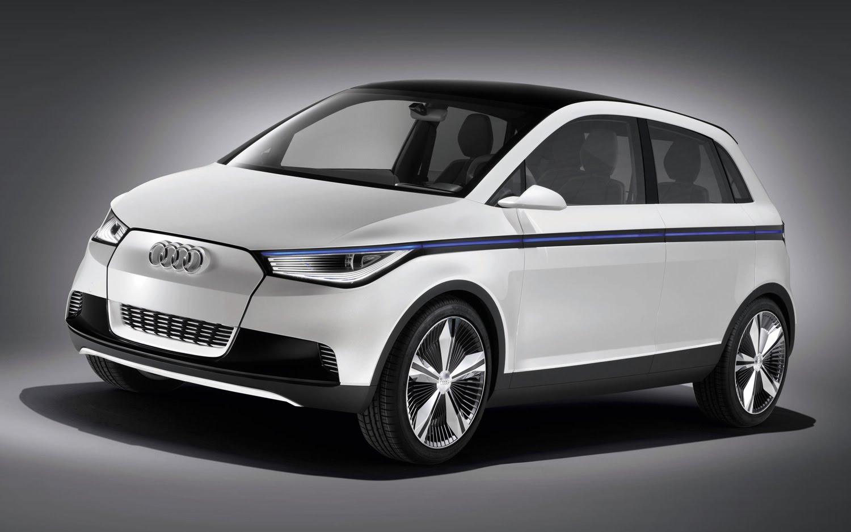 Audi A2 Présentation