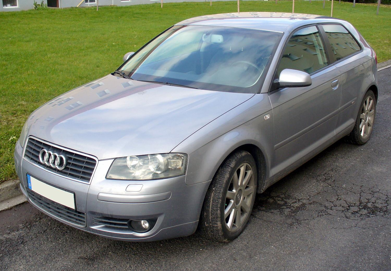 Audi a3 8p kokemuksia
