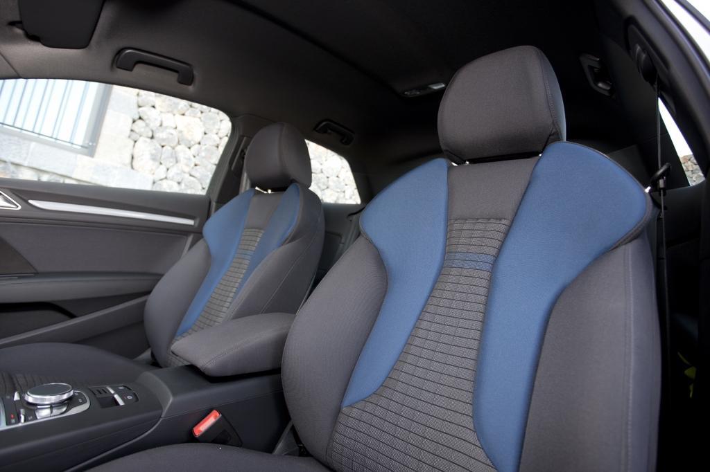 Audi A3 intérieur