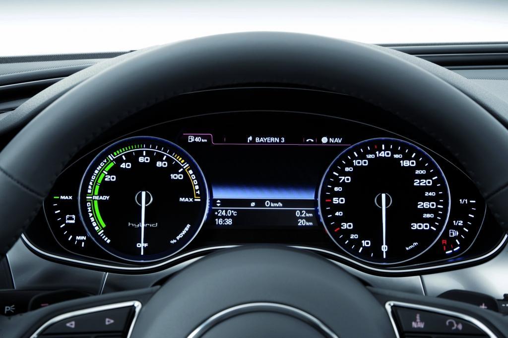 Audi A6 Cadran