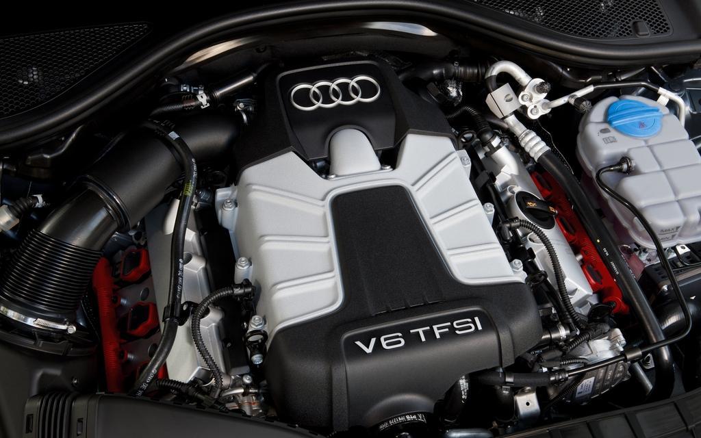 Audi A6 Moteur