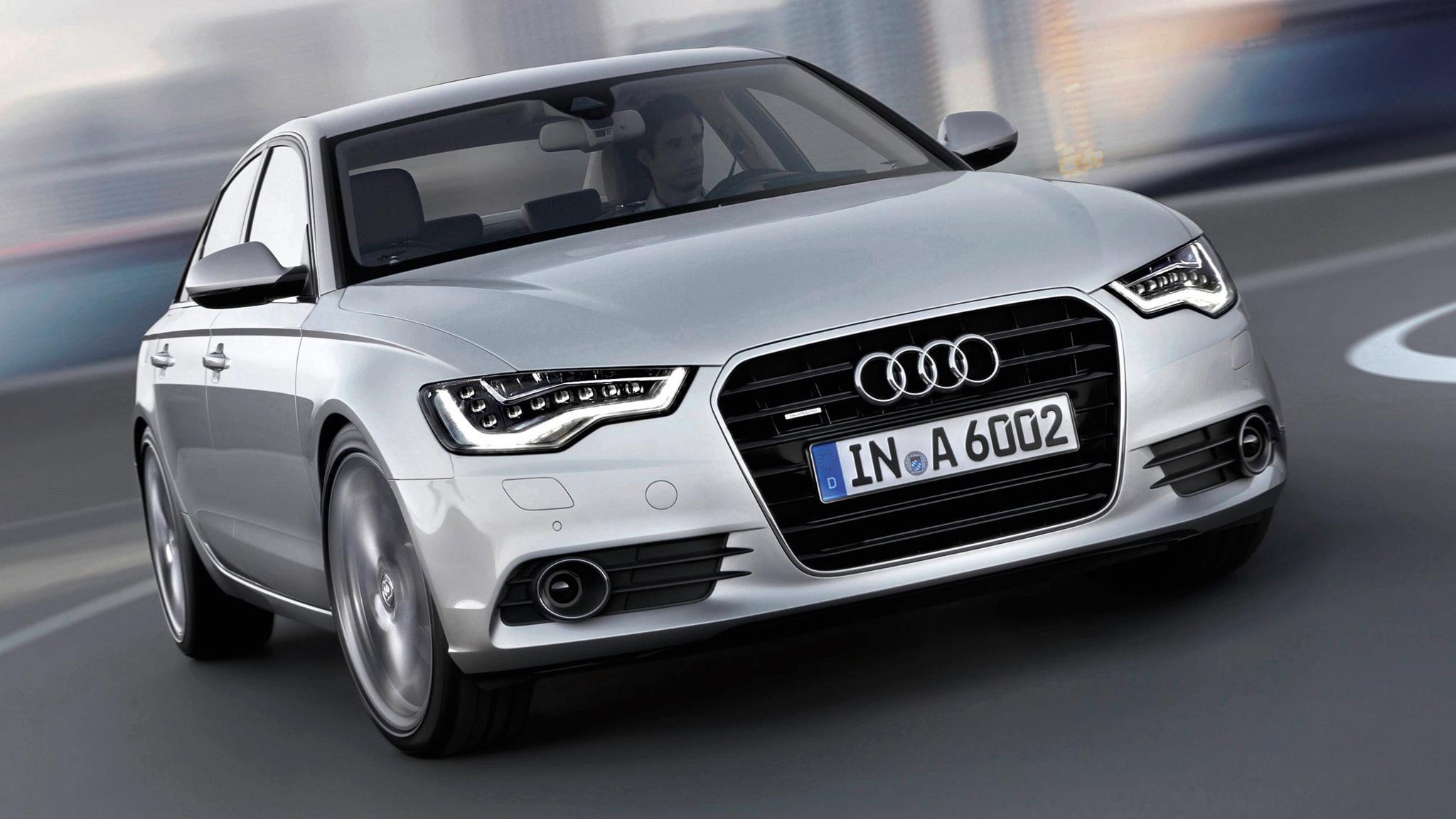 Audi A6 Présentation