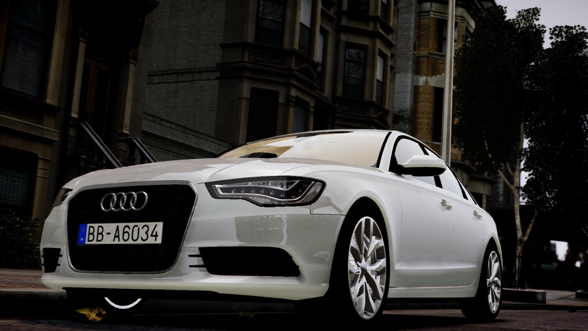 Audi A6 Vue avant