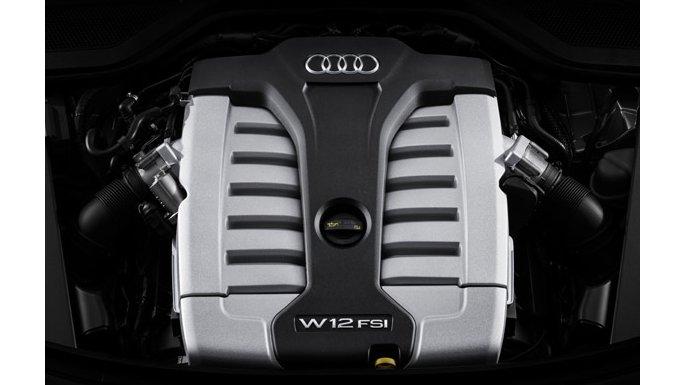 Audi A8 Moteur