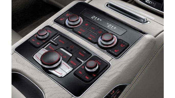 Audi A8 lecteur multimédia