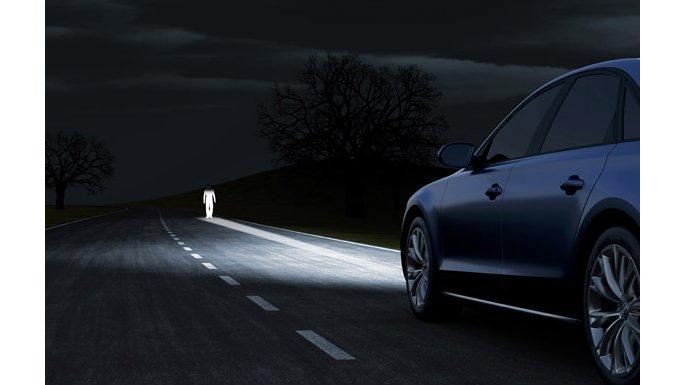Audi A8 Nuit