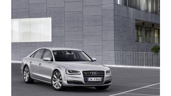 Audi A8 présentation