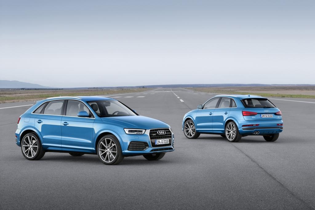 Audi Q3 présentation