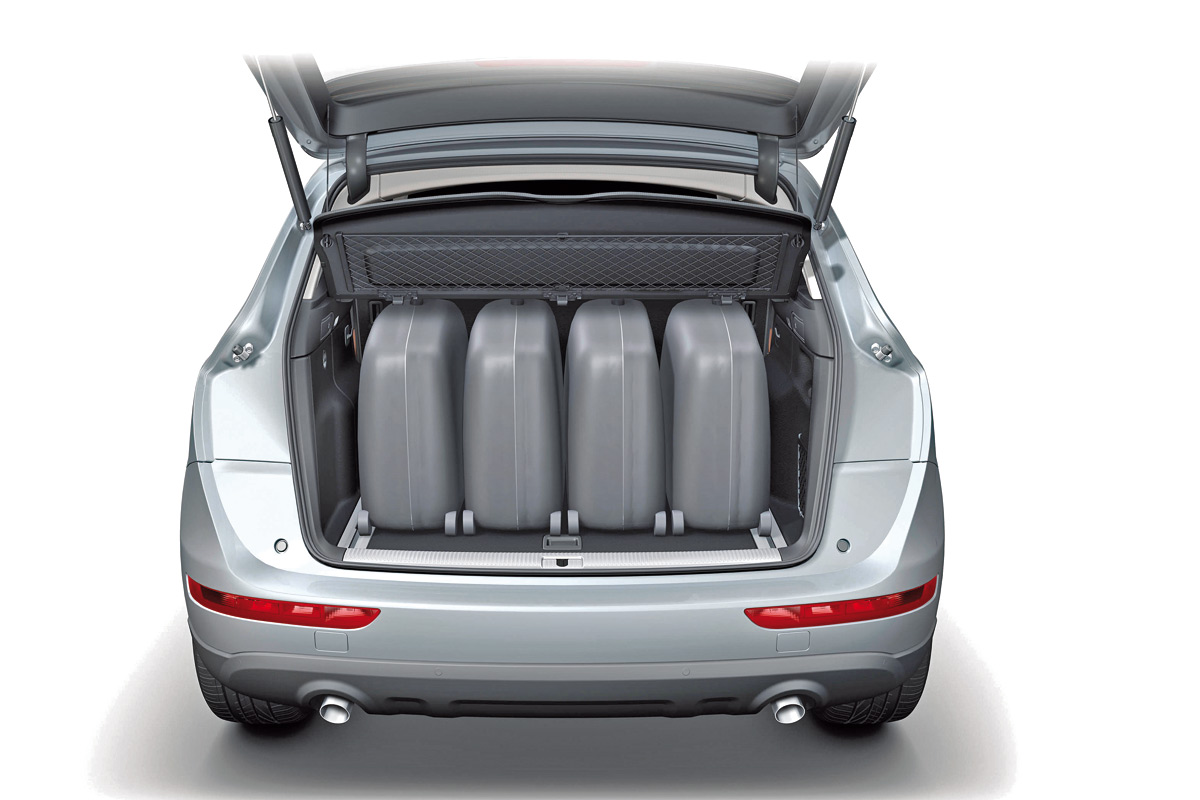 Audi Q5 coffre