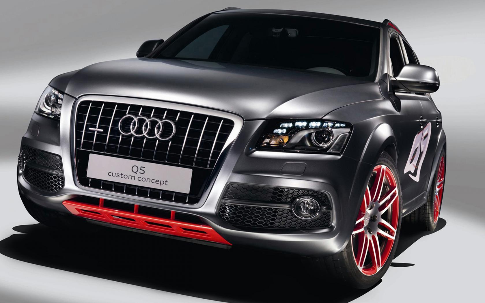 Audi Q5 Custom