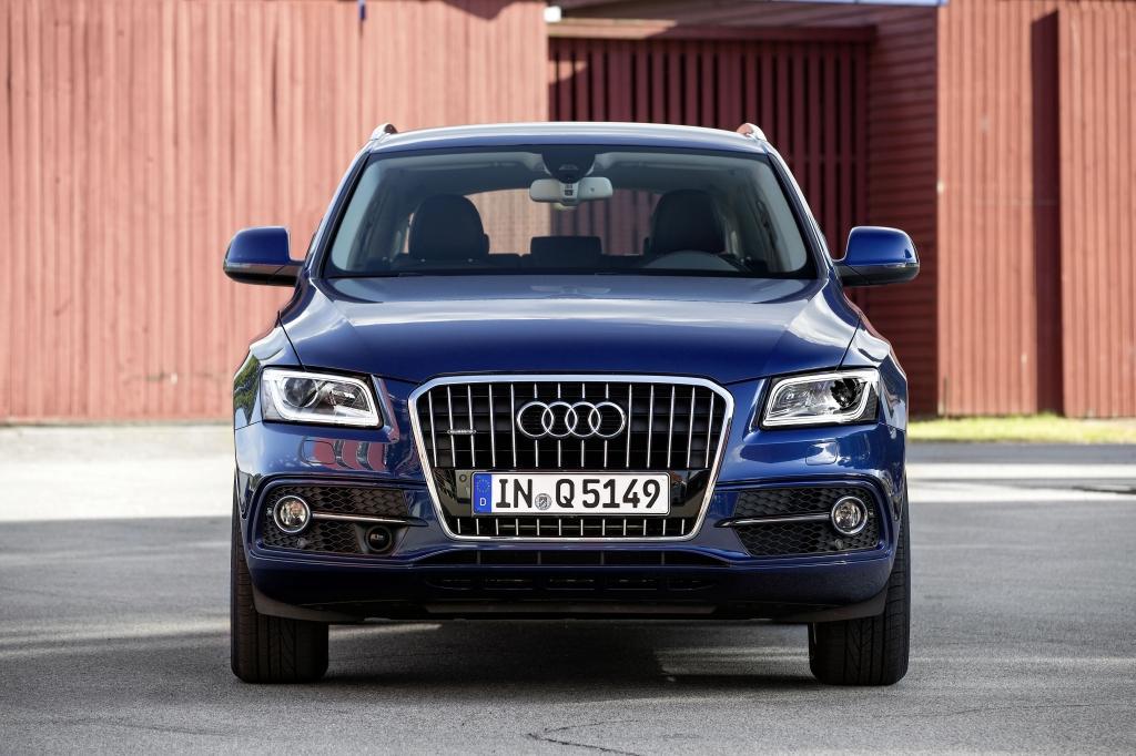 Audi Q5 Vue de face
