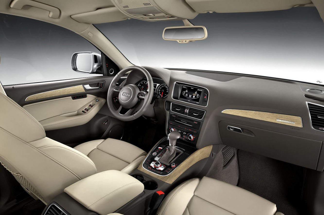Audi Q5 intérieur