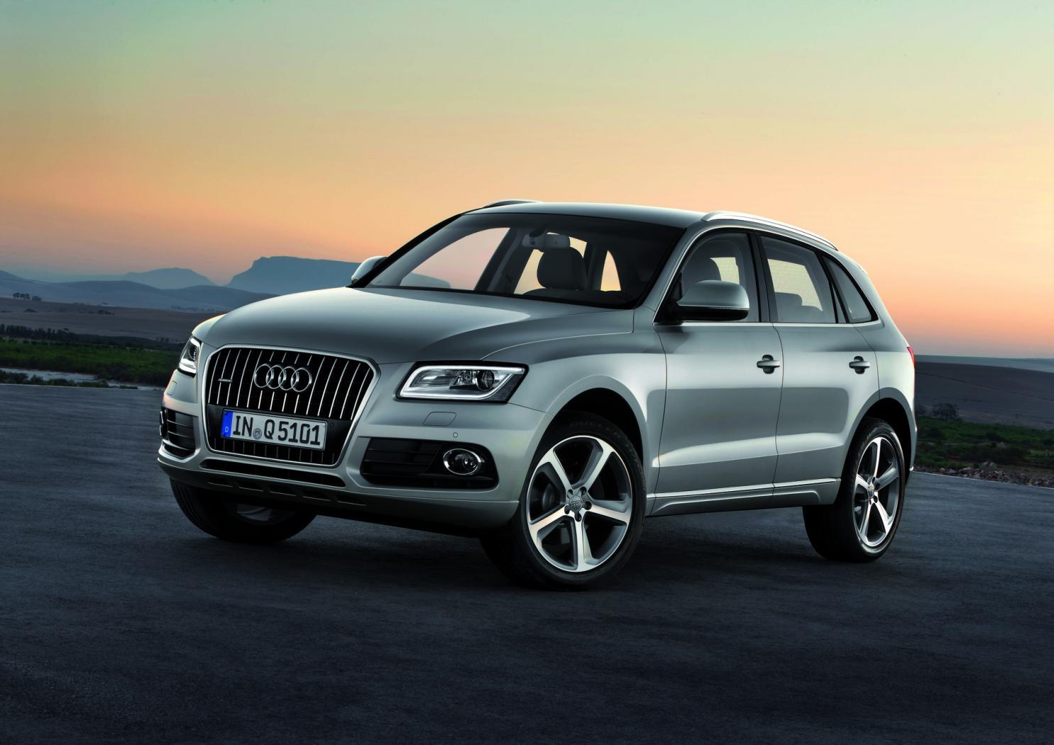 Audi Q5 présentation