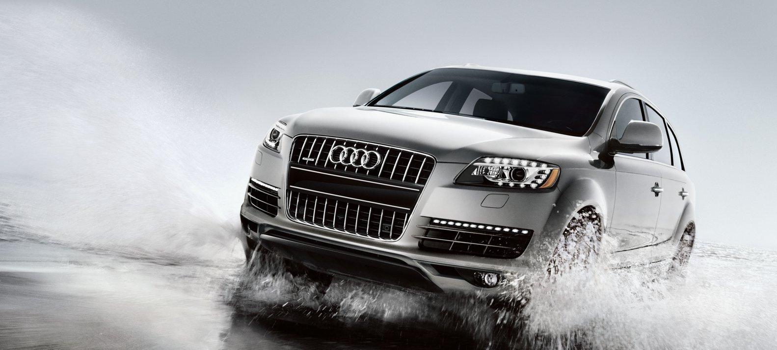 Audi Q7 prestation