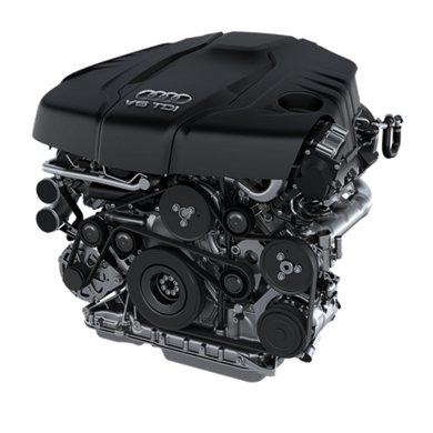 Audi Q7 Moteur