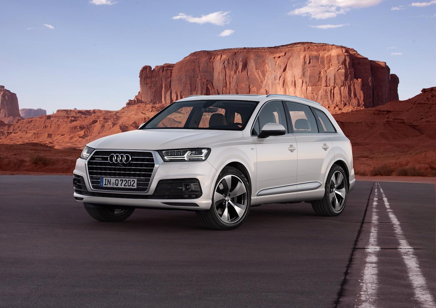 Audi Q7 Présentation