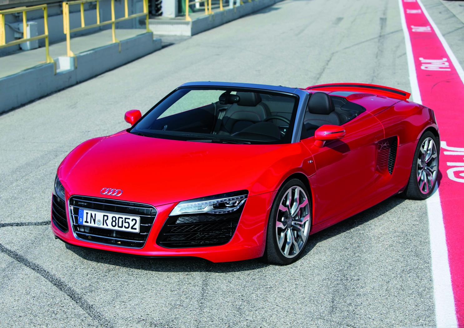la plus belle des sportives d audi l audi r8 spyder page 1 audi r8 forum. Black Bedroom Furniture Sets. Home Design Ideas