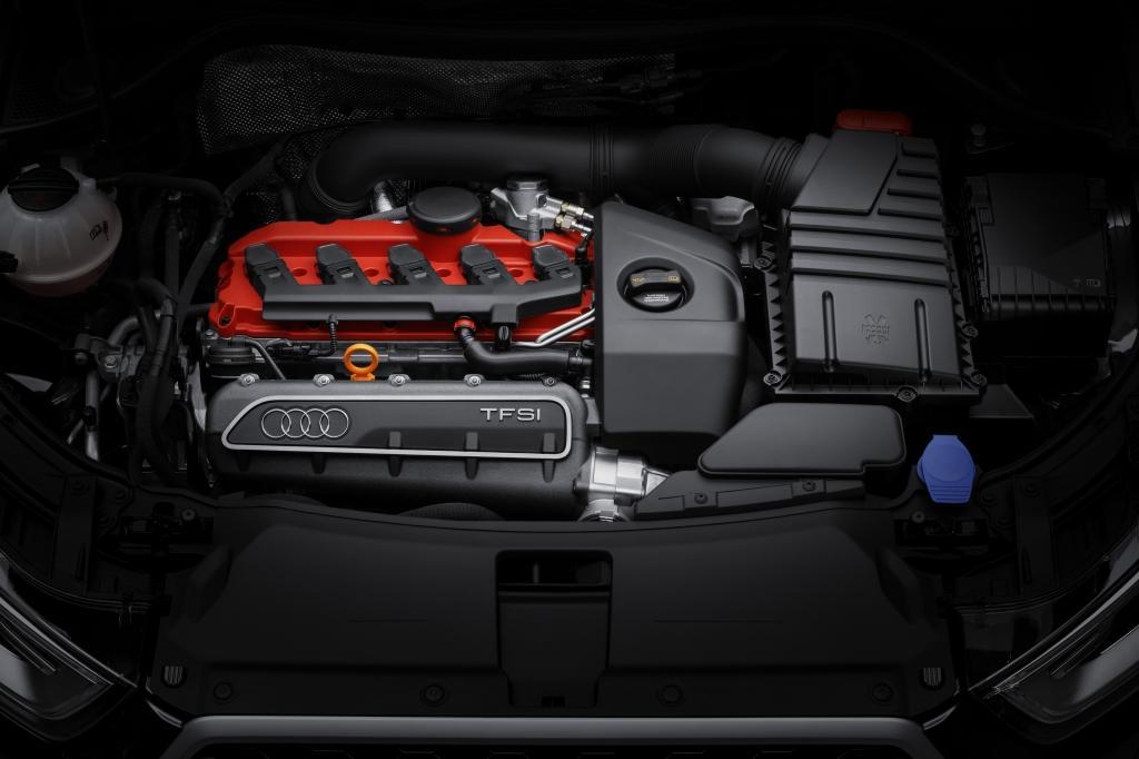 Audi RS Q3 moteur