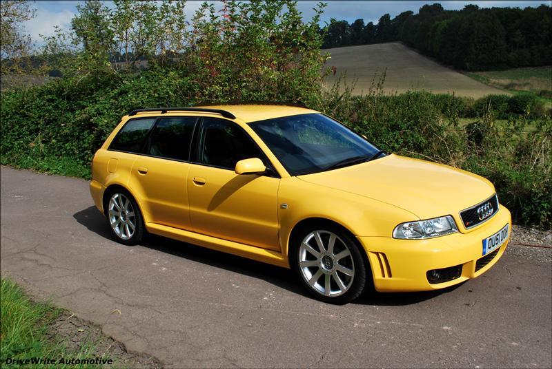 Audi RS4 B5 1