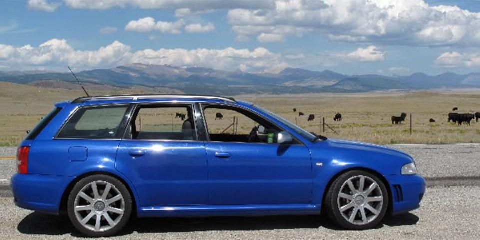 Audi RS4 5 3