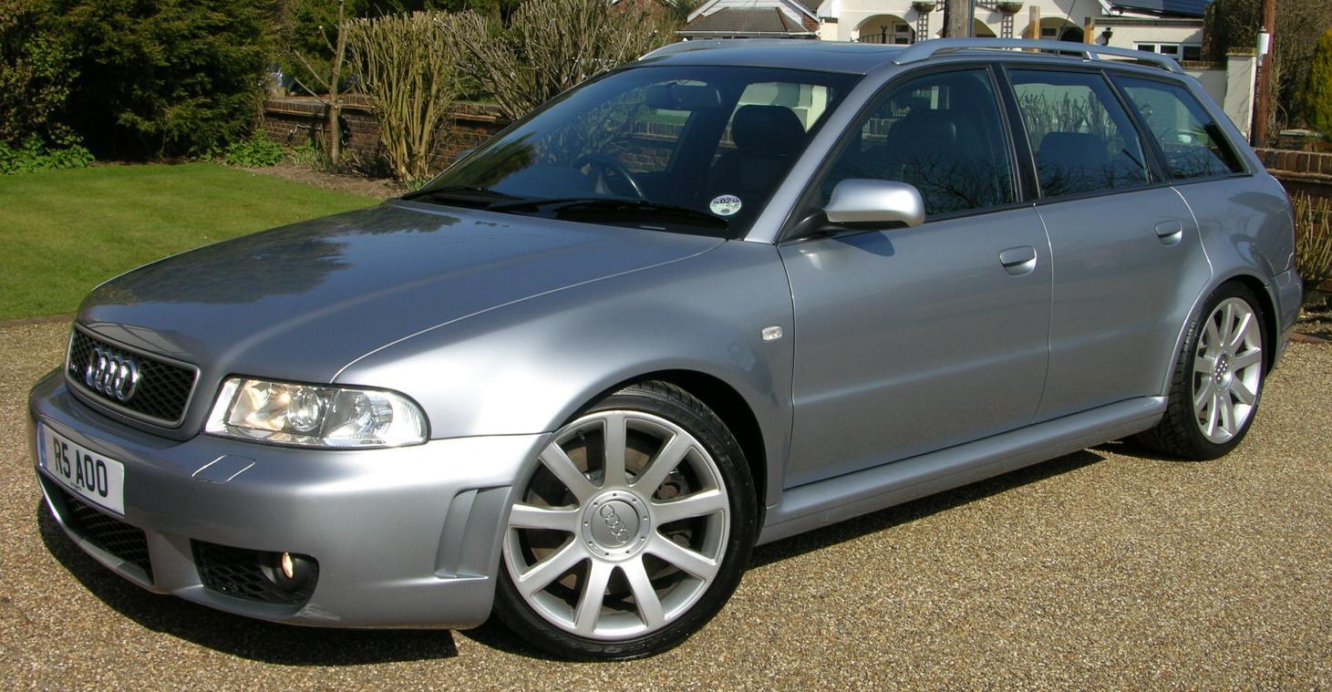 Audi RS4 B5 5