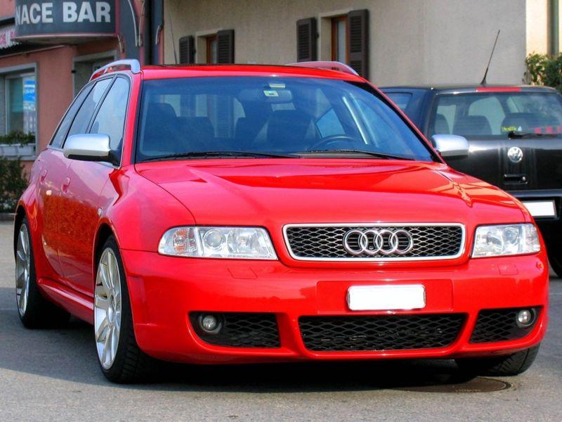 Audi RS4 B5 6