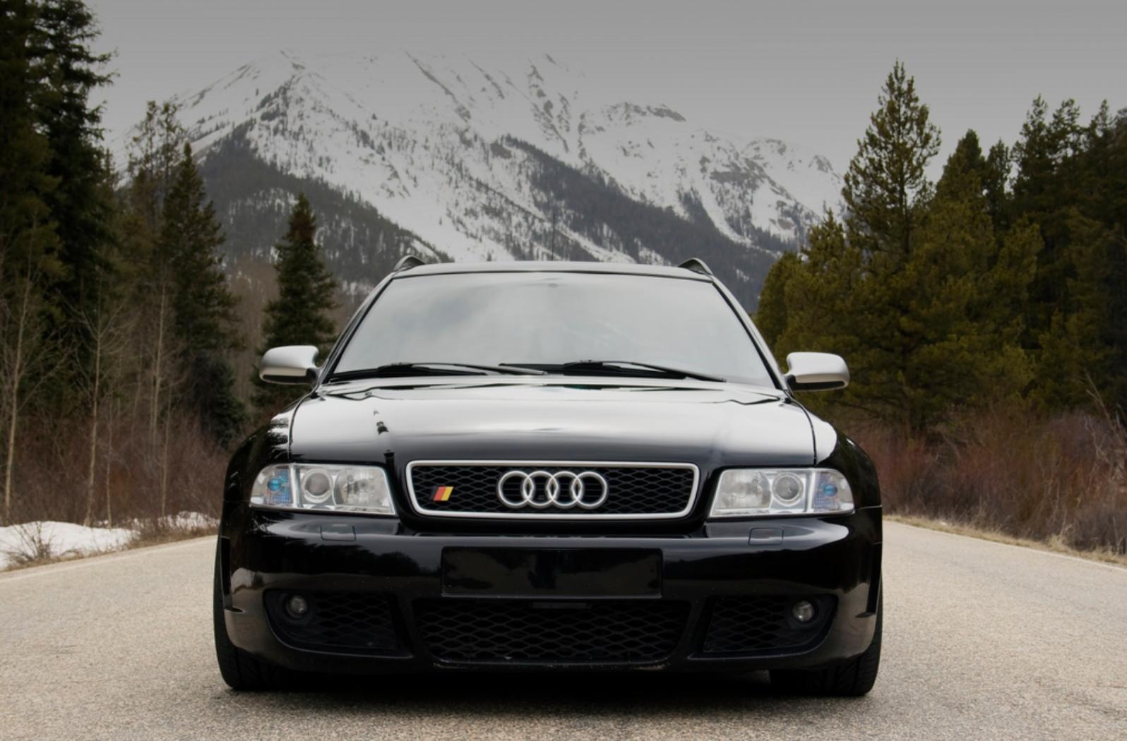 Audi RS4 B5 7