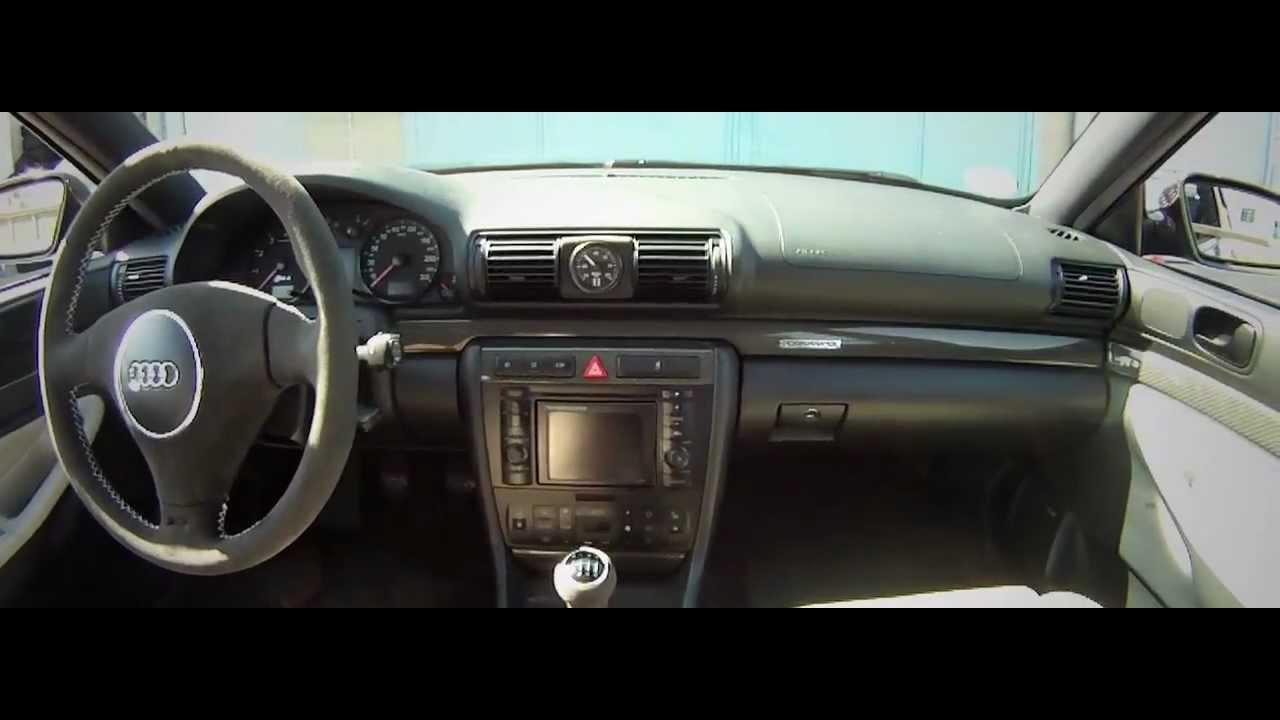 Audi RS4 B5 intérieure