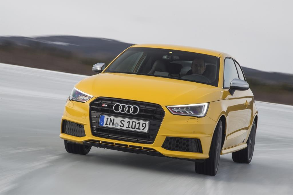 Audi S1 Sportbback