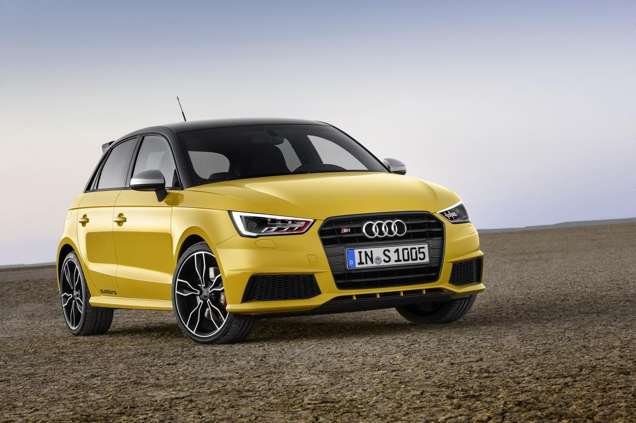 Audi S1 présentation