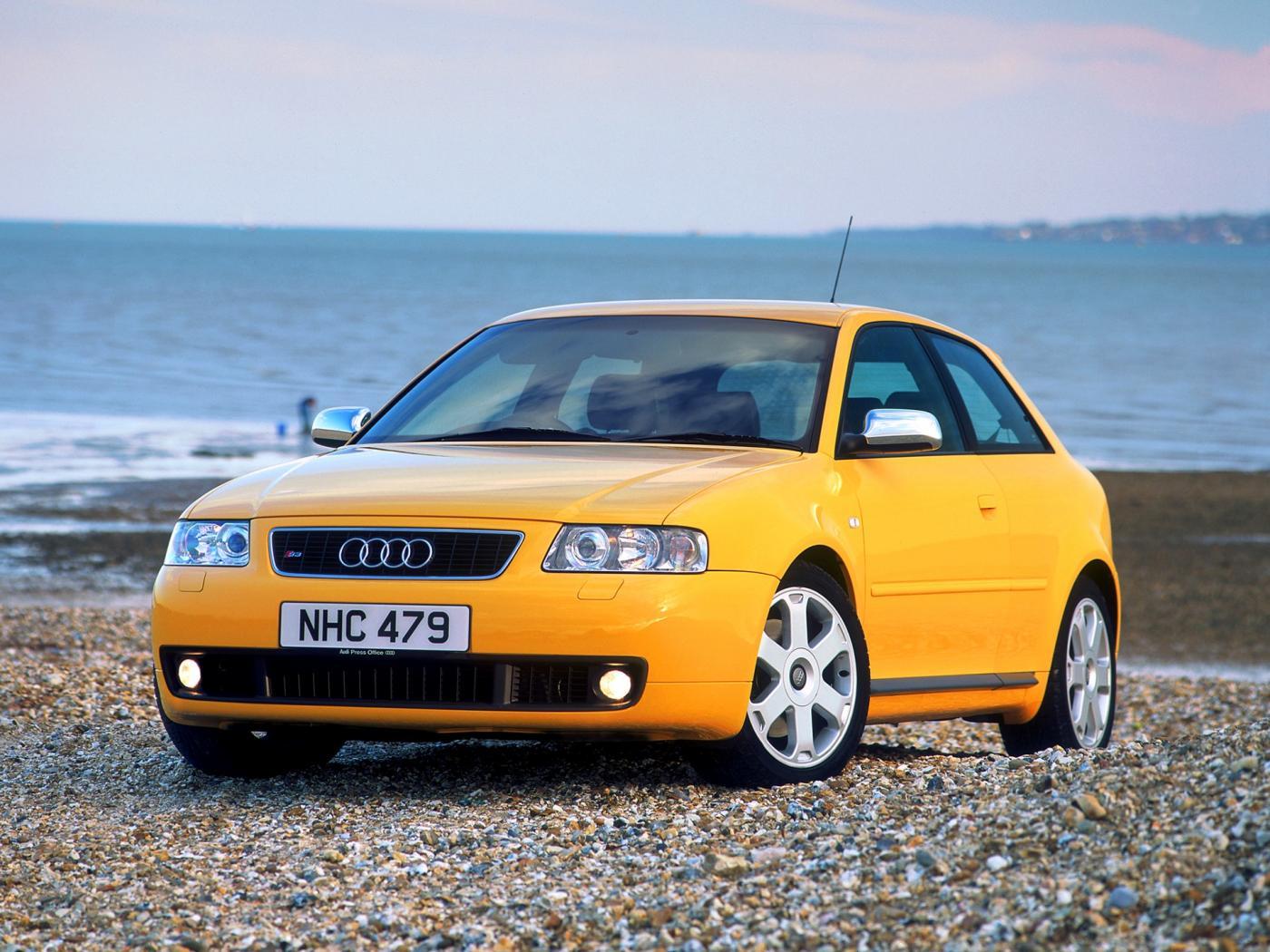 Audi S3 8L 6