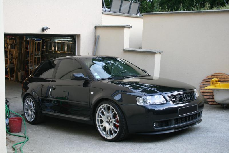 Audi S3 8L Noire