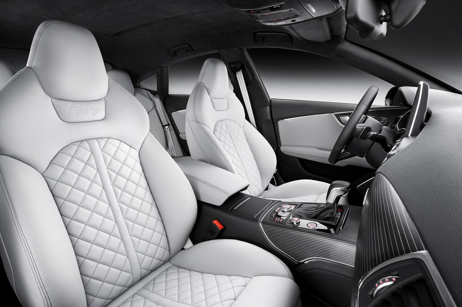 Audi S7 Intérieure