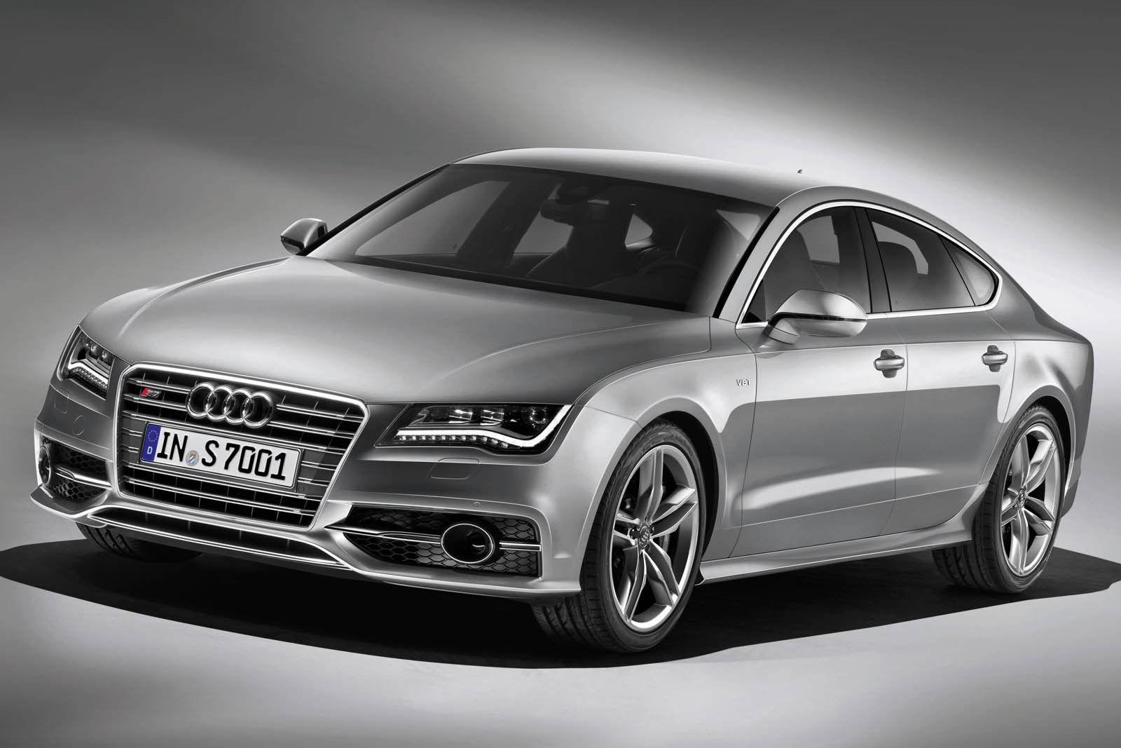 Audi S7 avant