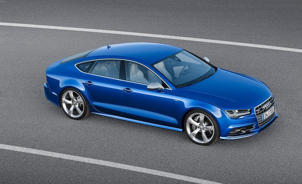 Audi S7 Profil