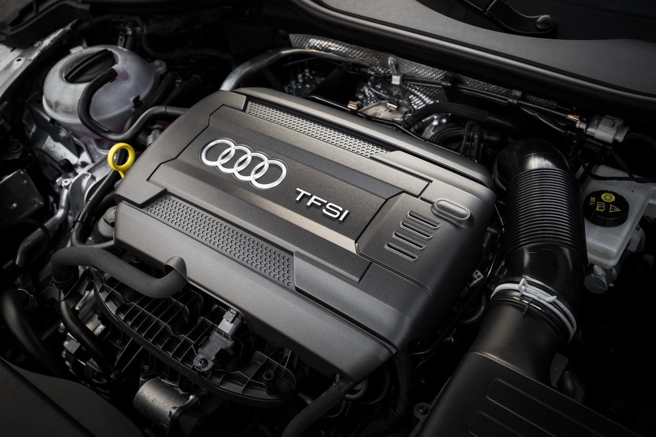 Audi TT moteur