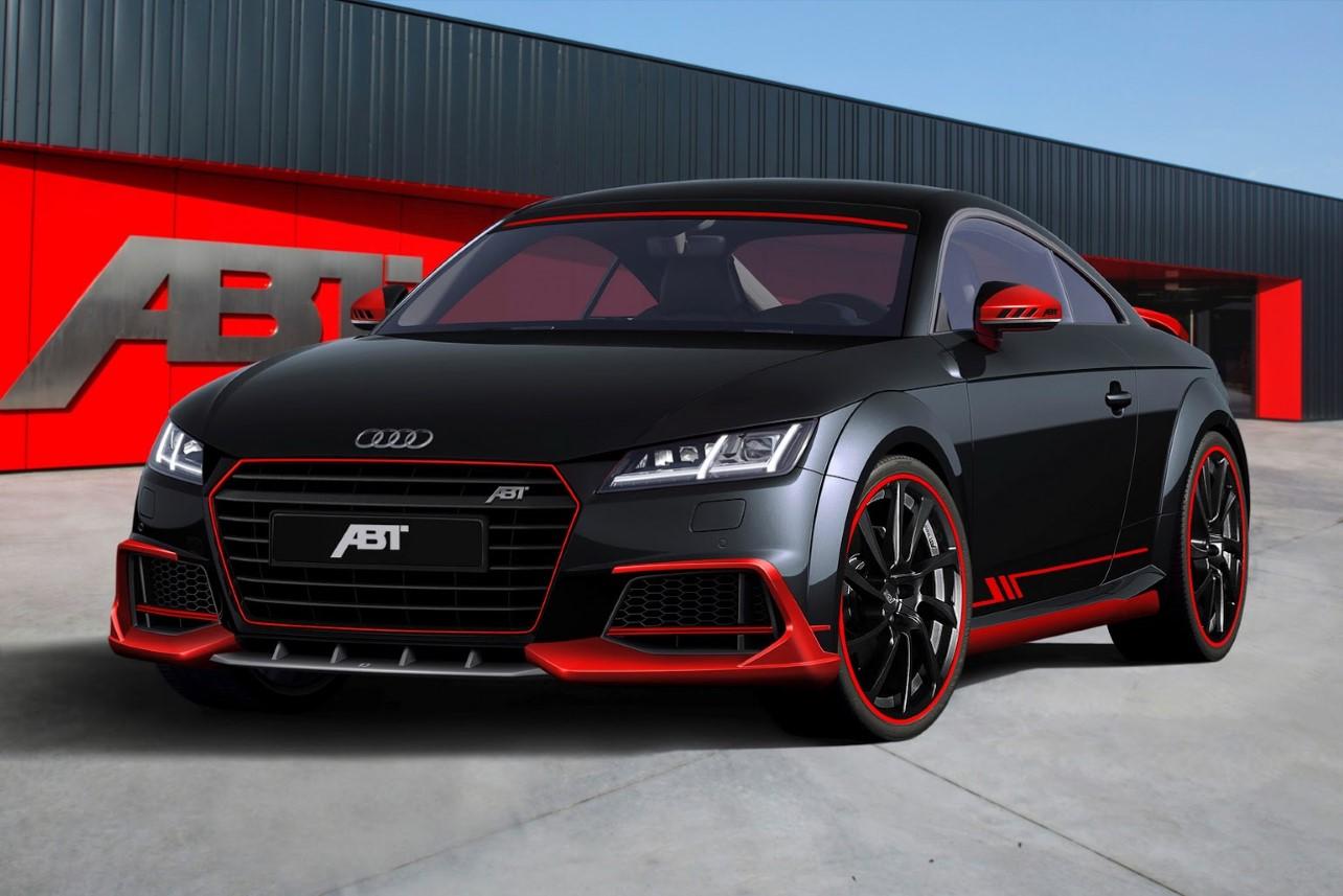 Audi TT optimisé