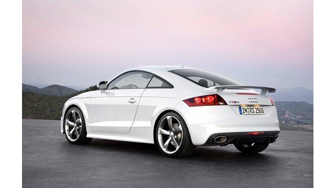 Audi TT Présentation
