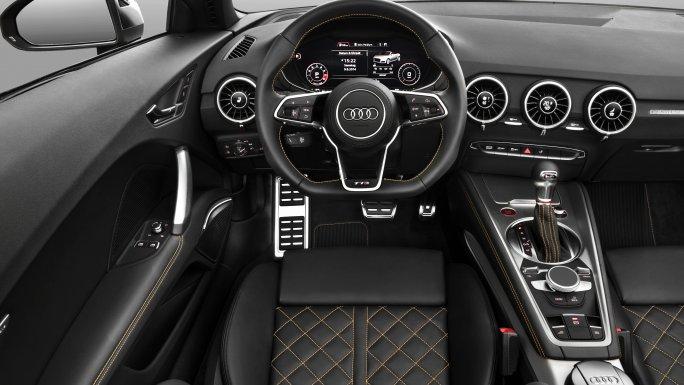Audi TT intérieur