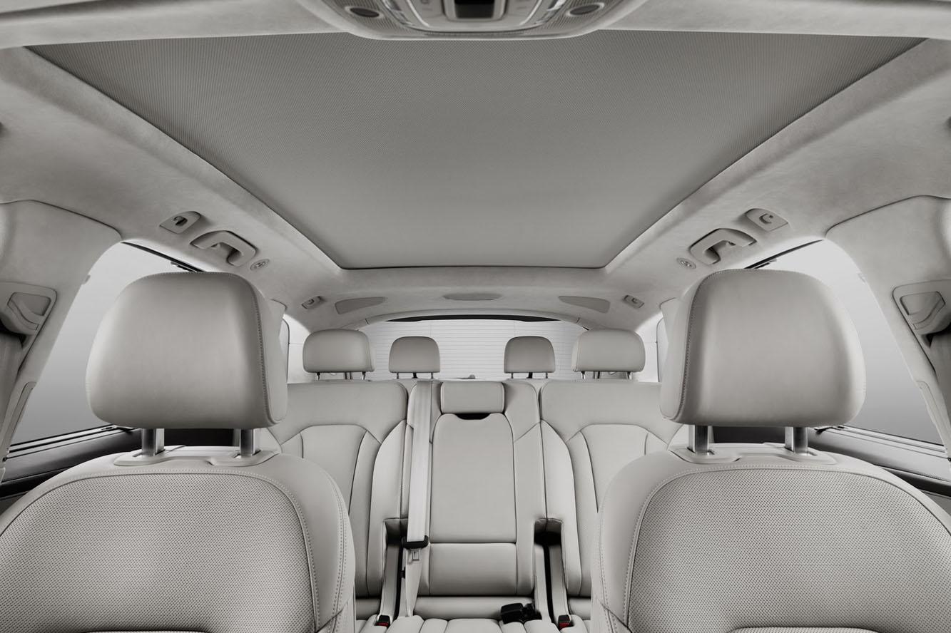 Audi Q7 intérieur